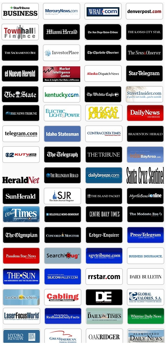 Financial News Sites