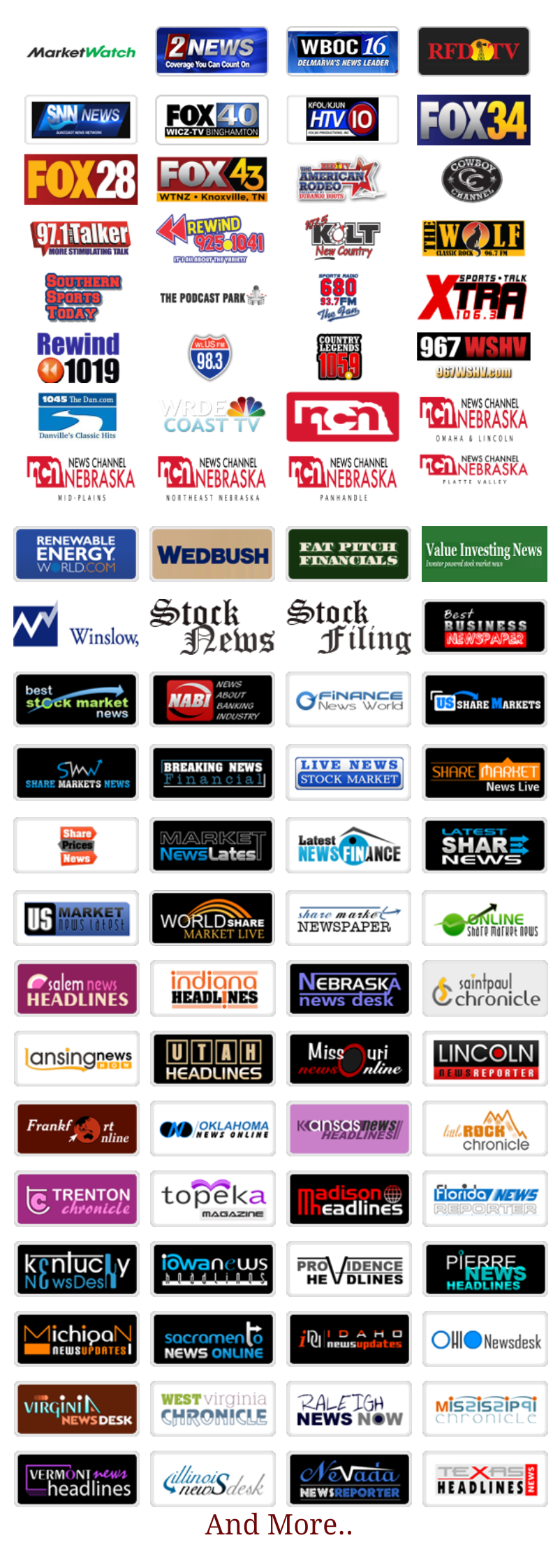 TV Radio Sites