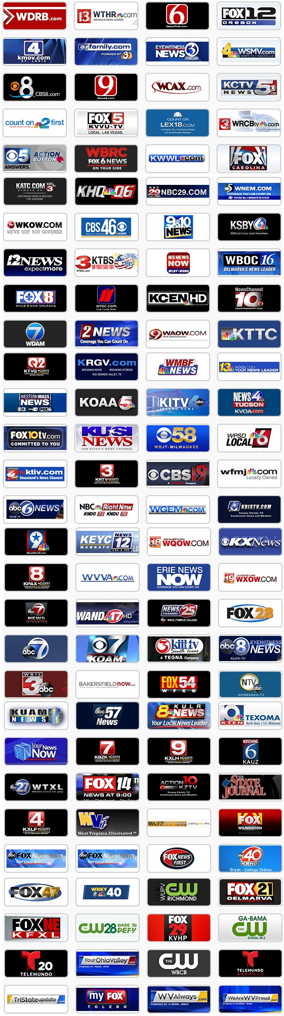TV Radio Sites